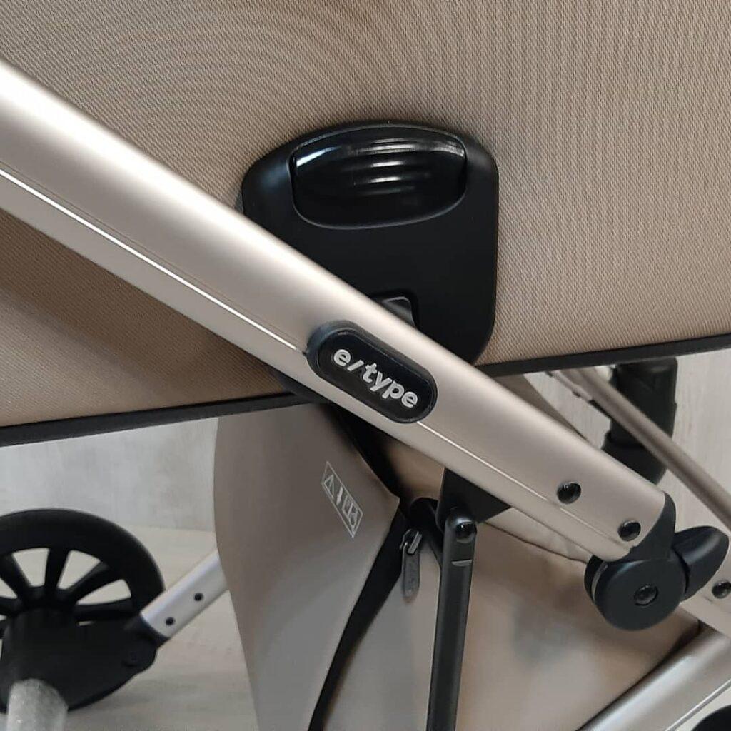 Aufnahmesystem Anex e-Type