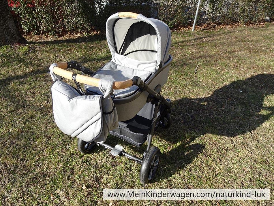 Naturkind Kinderwagen Lux, Kombikinderwagen, Kinderwagen