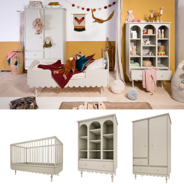 Babuschka Kinderzimmer Babyzimmer
