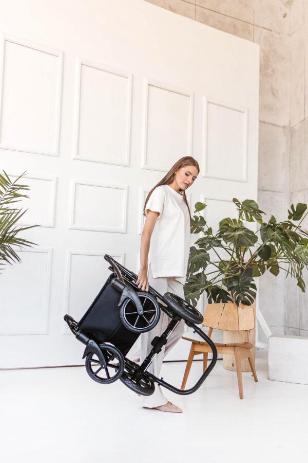 Tutis Viva Life Gestell Kinderwagen