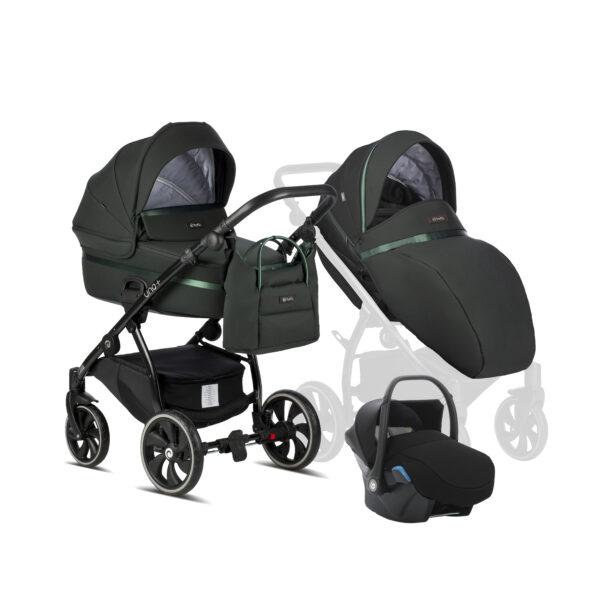 Tutis Uno Plus Kinderwagen 1