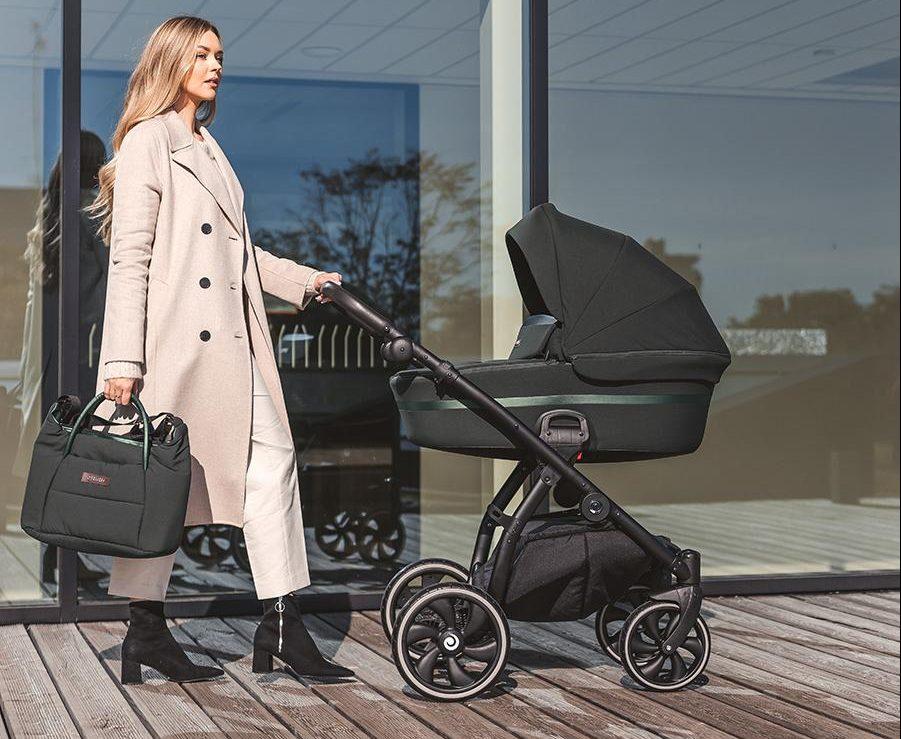 Tutis Uno PLUS Kinderwagen: Elegant und komfortabel