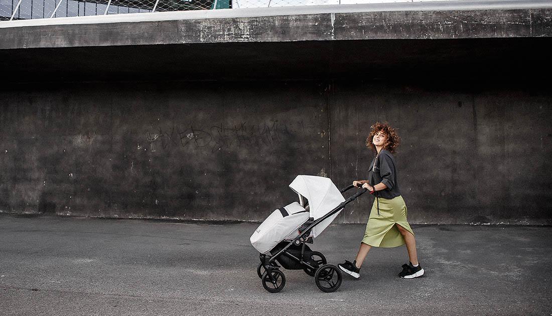 Tutis Zille Kinderwagen