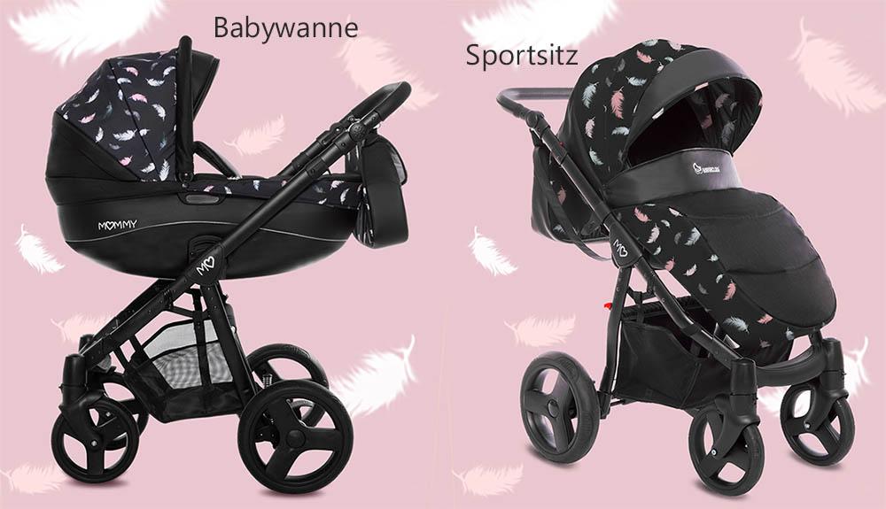 Mommy Kinderwagen