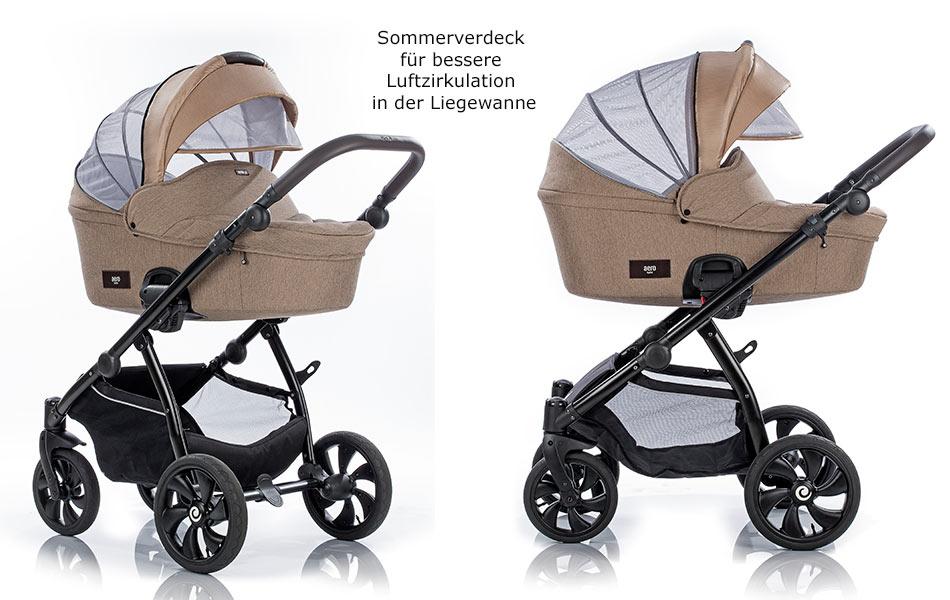 Aero Tutis Kinderwagen
