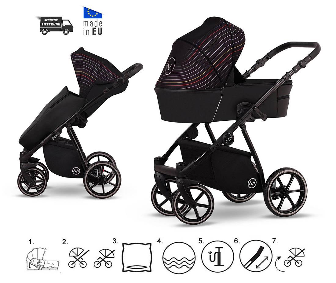 M Pax Kinderwagen