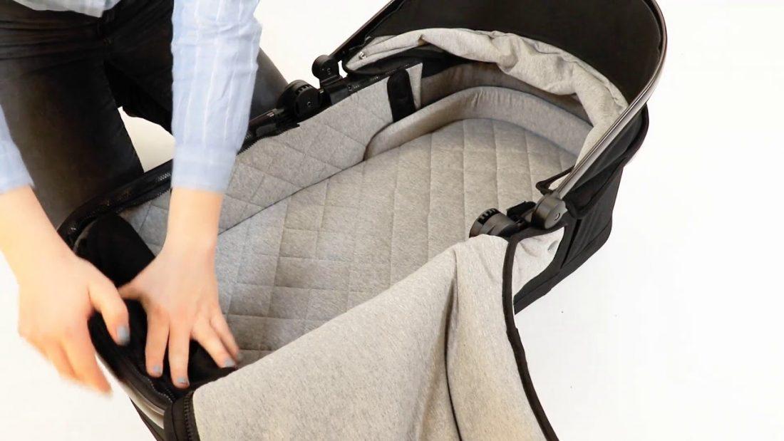 Angenehme Innenauskleidung mit hochwertiger Matratze für besten Komfort unterwegs