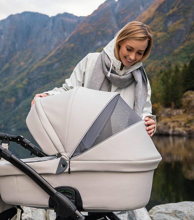 Noordi Fjordi mit bester Federung für unebene Wege