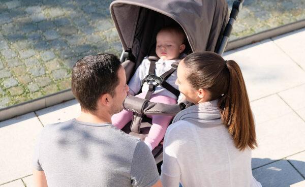 Naturkind Kinderwagen vita