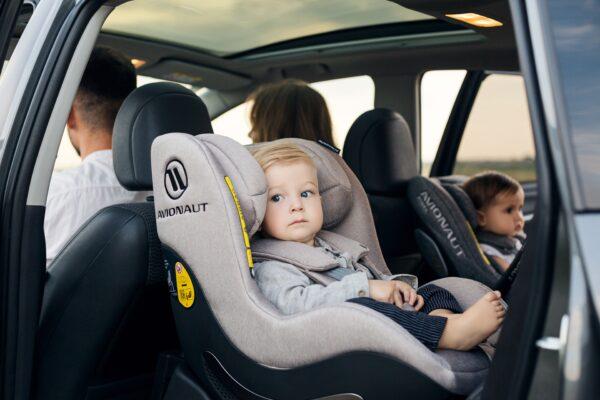 Avionaut Autschale Aerofix Babyschale Kindersitz