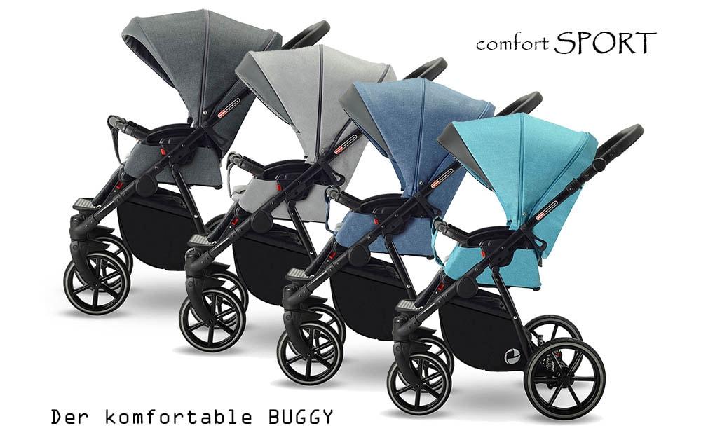 Sport Comfort Buggy
