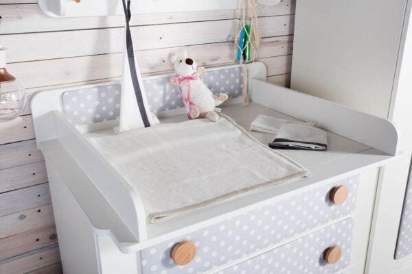 Babyzimmer Kinderzimmer DOTTY