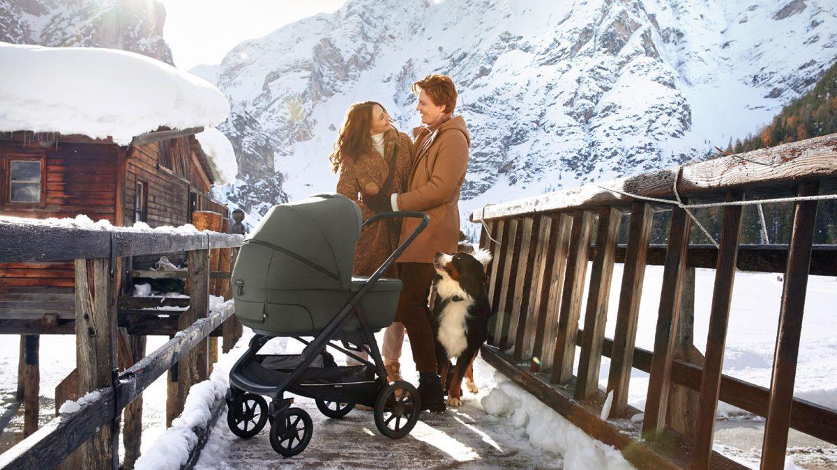 Aptica XT Inglesina Kinderwagen: APTICA XT: Perfekt für jeden Untergrund