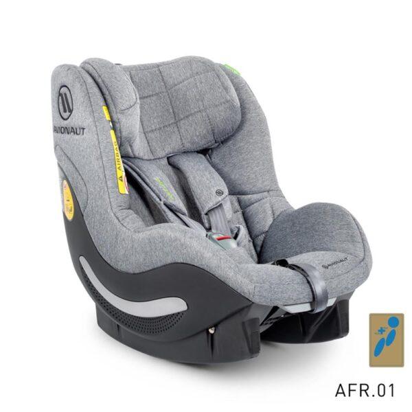 Avionaut aerofik grey melange kindersitz