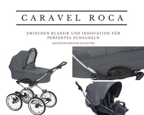 Navington Caravel Kinderwagen