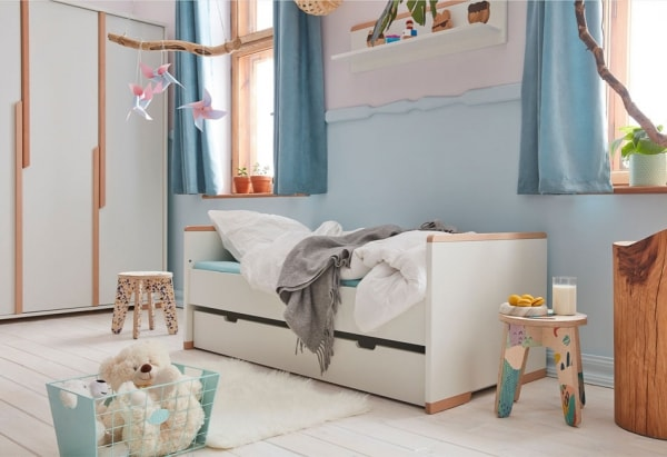 Kinderzimmer Snappy weiss