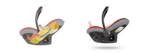 ruheposition haltung pixel babyschale