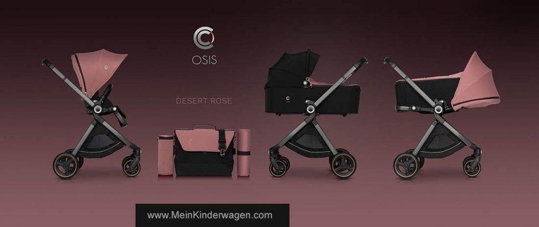 Cavoe Osis Kinderwagen Lieferung