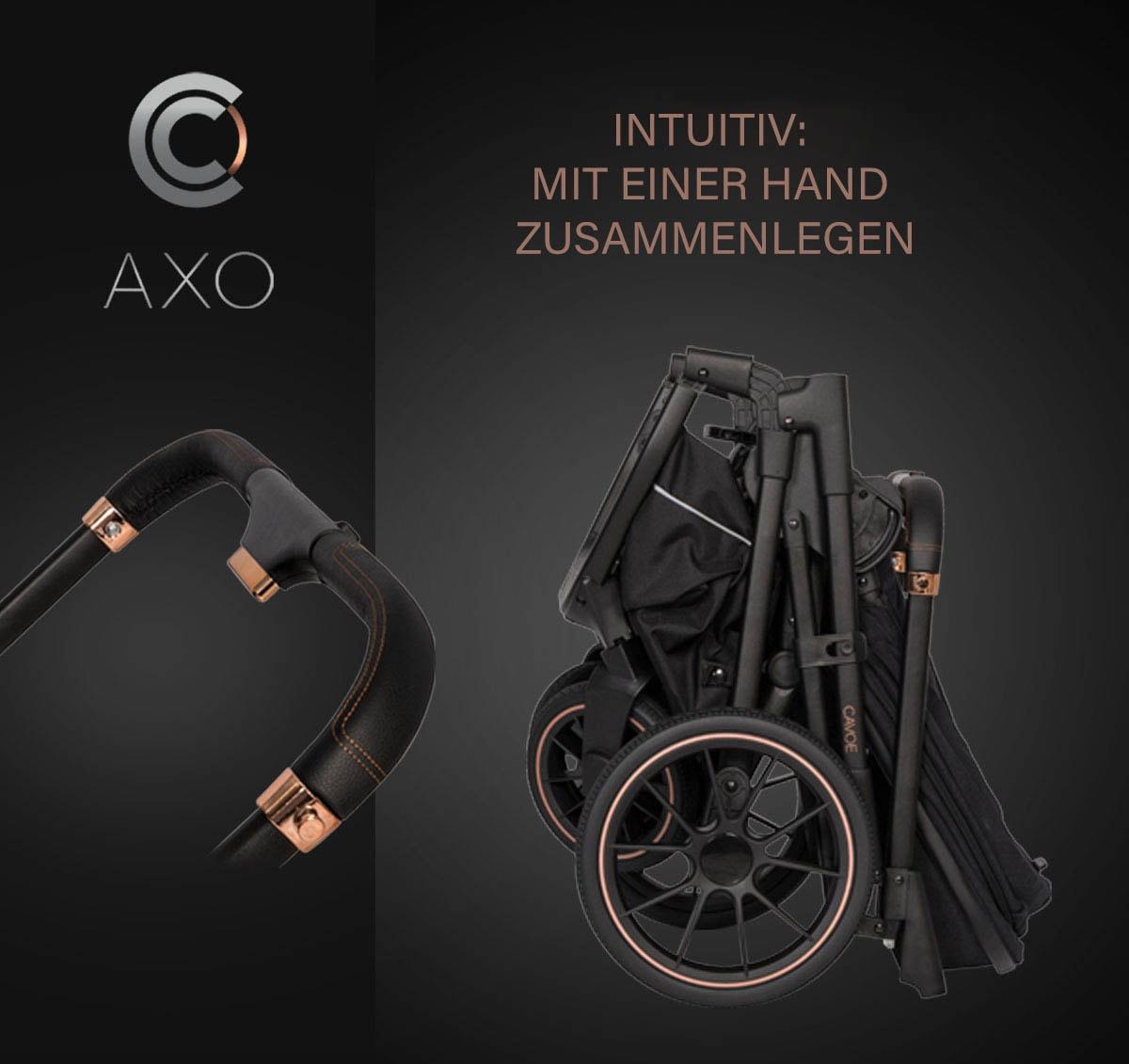 Cavoe AXO Kinderwagen Gestell