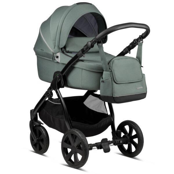 Noordi Fjordi Kinderwagen mit Liegewanne, Babywanne, SET